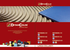 Collanti DITAN COLOR